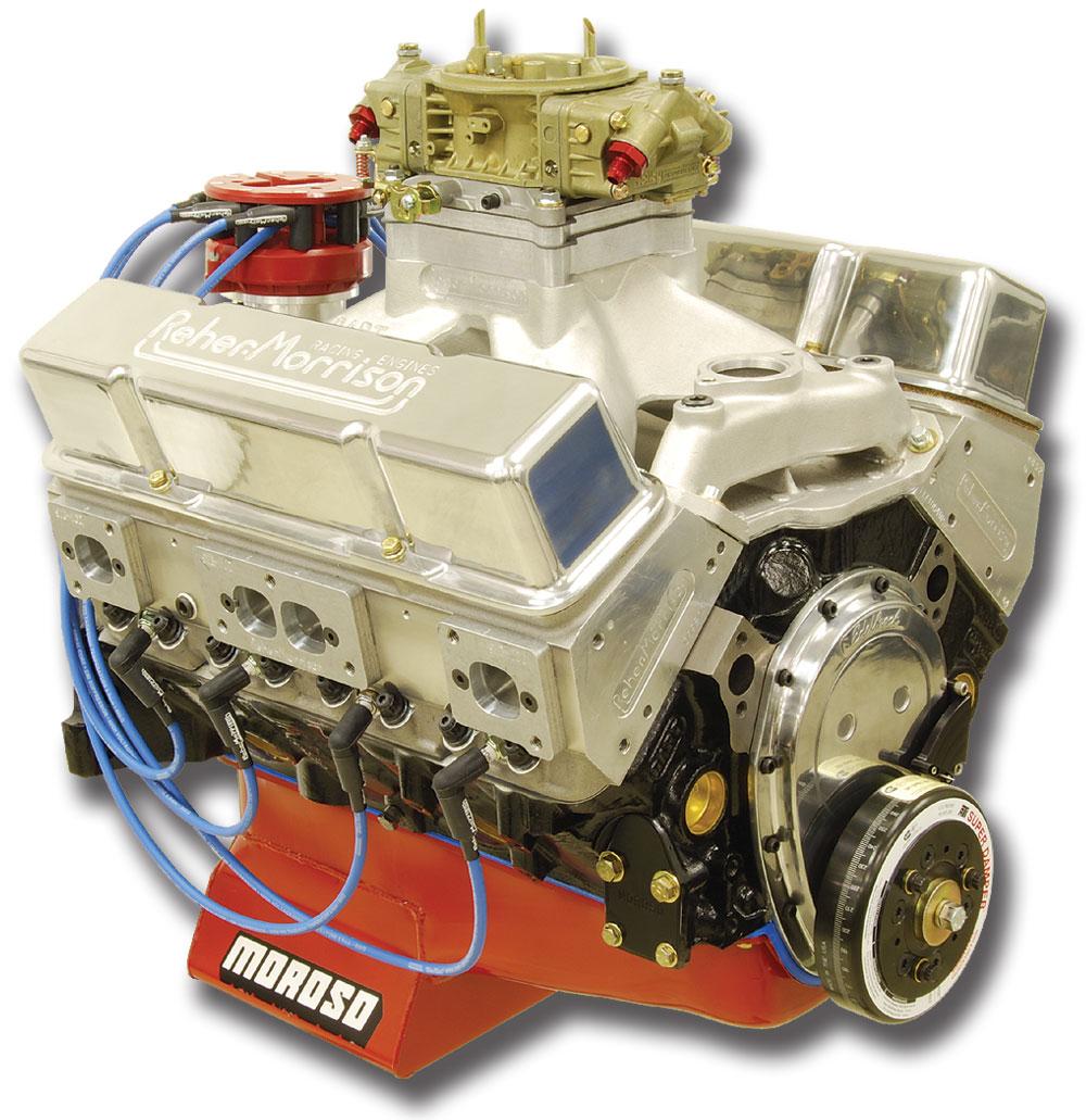 427ci Super Series – 23º   Reher Morrison Racing Engines