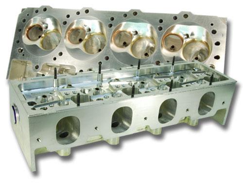 Billet Cylinder Heads : Reher morrison pro mod billet cylinder heads