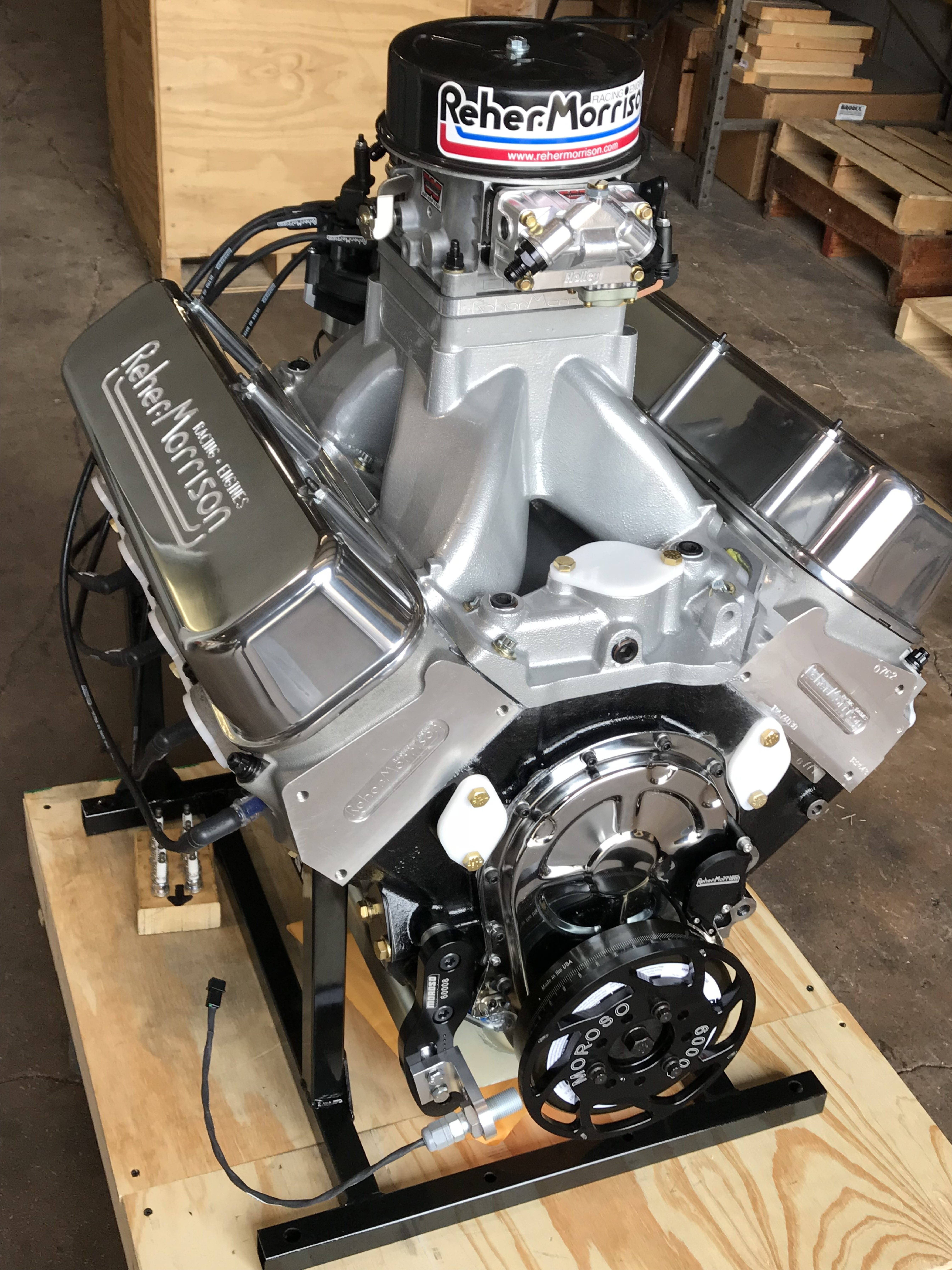 565ci Super Series-23º | Reher Morrison Racing Engines