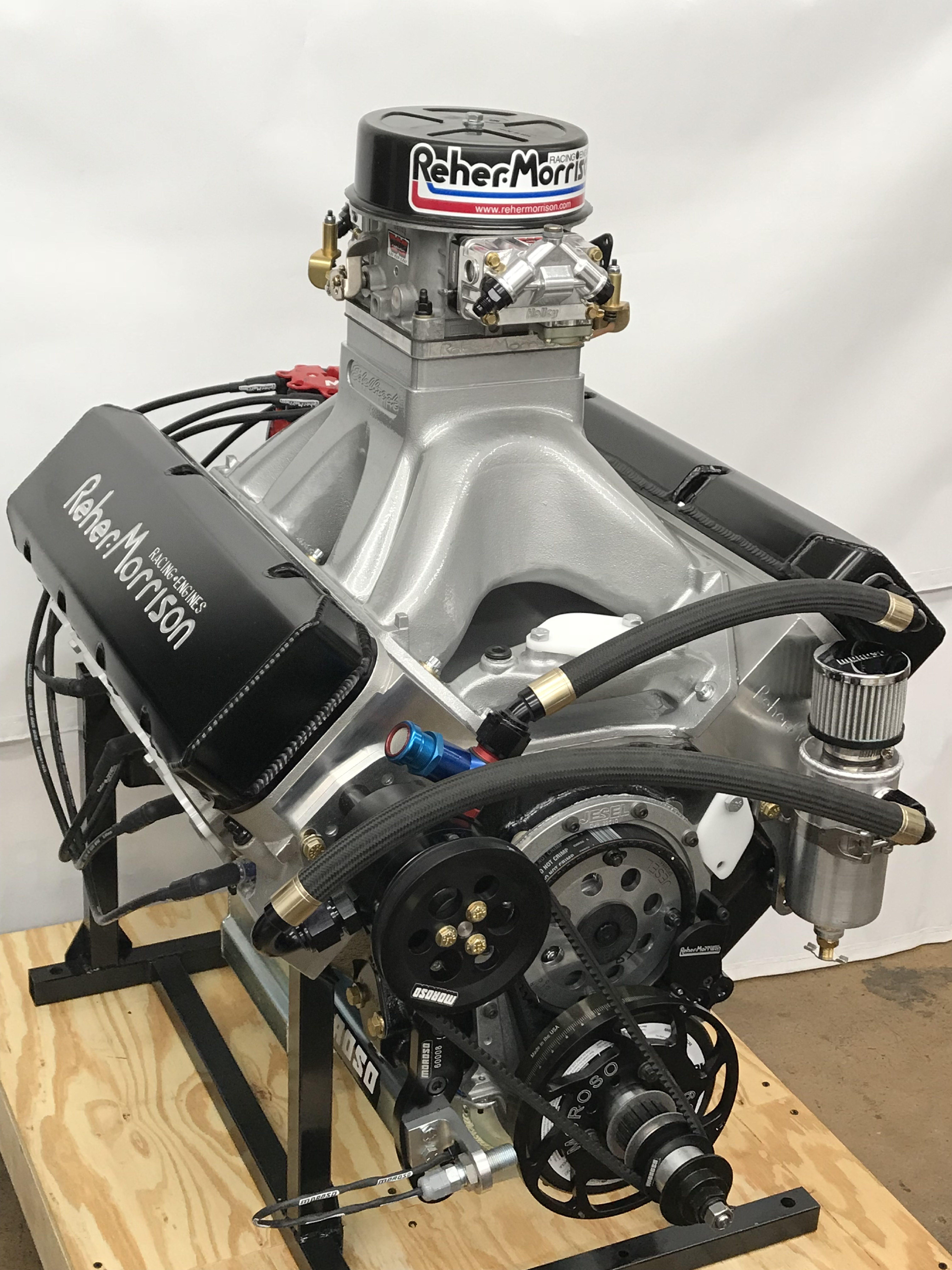 583ci Super Series-12º | Reher Morrison Racing Engines