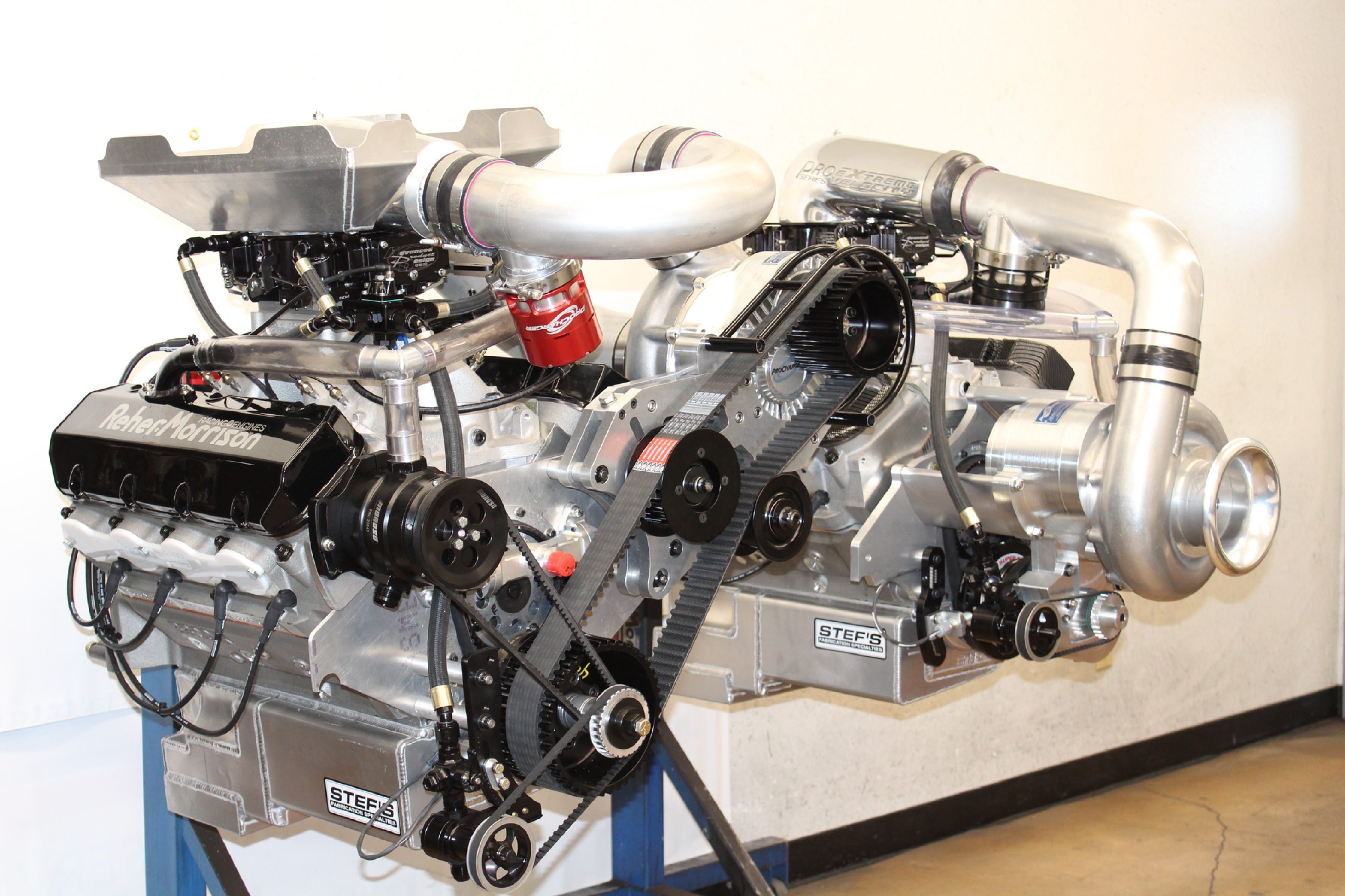 NEW! 555 ProCharger | Reher Morrison Racing Engines