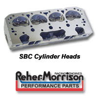 Cylinder Heads - Small Block Chevy