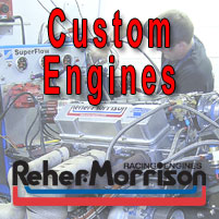 Reher-Morrison Custom Built Engines