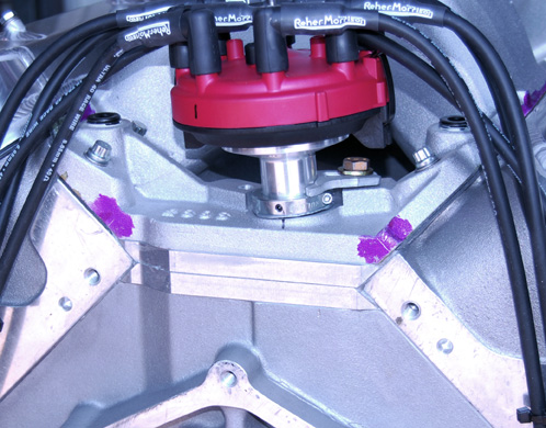 Manifold End Rail Spacer