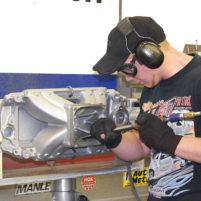 Kolby hand porting intake manifold