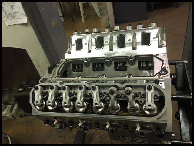 LS ENGINE,NO INTAKE