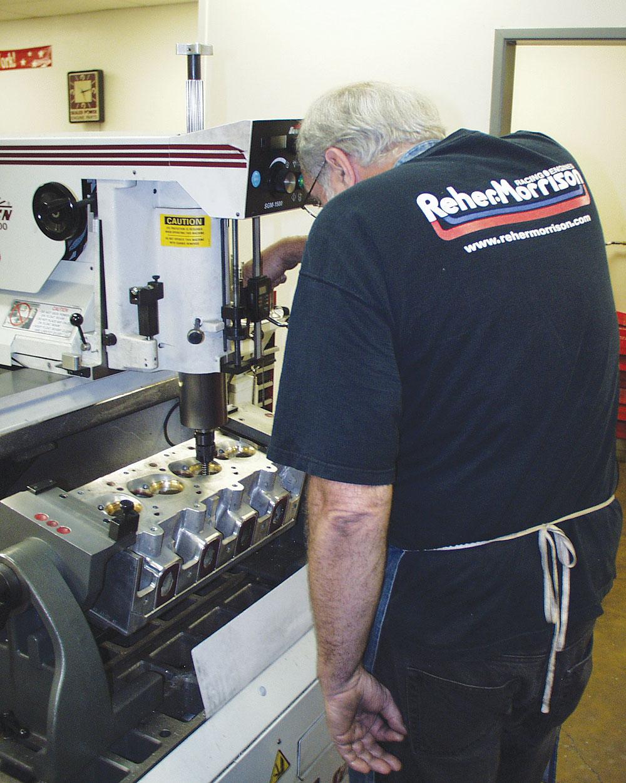 Tom cutting valve seats
