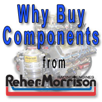 Why Buy Components from Reher-Morrison