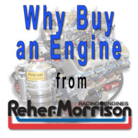Why Buy a Reher-Morrison Engine